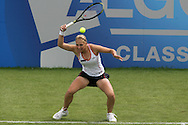Aegon Classic international women's tennis at the Priory Club, Birmingham ,England on Monday 8th June 2009. Stephanie Dubois of Canada in action.