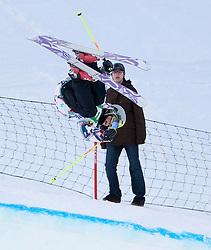 21.01.2011, St. Georgen/Murau, Kreischberg, AUT, FIS Freestyle Ski Worldcup, Qualifikation Herren, im Bild Lucas Mangold (GER), EXPA Pictures © 2011, PhotoCredit: EXPA/ Erwin Scheriau