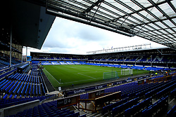 A general view of Goodison Park, home to Everton - Mandatory by-line: Robbie Stephenson/JMP - 01/09/2019 - FOOTBALL - Goodison Park - Liverpool, England - Everton v Wolverhampton Wanderers - Premier League