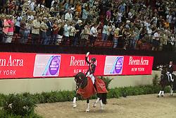 Dujardin Charlotte, (GBR), Valegro <br /> Kur<br /> Reem Acra FEI World Cup™ Dressage Final<br /> Las Vegas 2015<br />  © Hippo Foto - Dirk Caremans<br /> 19/04/15