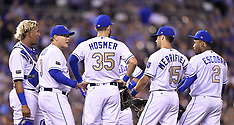 Minnesota Twins v Kansas City Royals - 08 Sept 2017