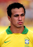 Football Fifa Brazil 2014 World Cup / <br /> Brazil National Team - <br /> Leandro Damiao of Brazil