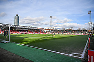 General View of Griffin Park ahead of the EFL Sky Bet Championship match between Brentford and Queens Park Rangers at Griffin Park, London, England on 2 March 2019.