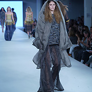London,England,UK : 7th June 2016 : Graduate student Ellie Cordwell showcases their work at the GFW 25th Anniversary Day three show of Brighton University held at Truman Brewery, London. © See Li/Alamy Live