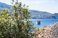 Ferry to Stehekin on Lake Chelan, Washington.