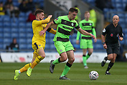 Oxford United v Forest Green Rovers 101118