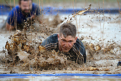 LNP Weekly Highlights 02/05/14. FILE PICTURE. © Licensed to London News Pictures. 27/04/2014. Henley-on-Thames, UK Competitors take part in a Tough Mudder contest near Henley-on-Thames on 27th April 2014. Photo credit : Mike King/LNP