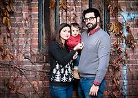 The Treloar Family Portrait Session - November 25, 2017