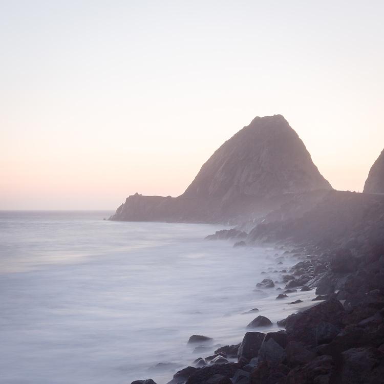 Pacific Coast, Seascape No.1