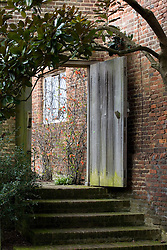 Doorway from Delos into the Front Courtyard at Sissinghurst Castle Garden