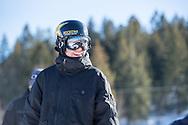 Tyler Nicholson during Slopestyle Practice during 2015 X Games Aspen at Buttermilk Mountain in Aspen, CO. ©Brett Wilhelm/ESPN