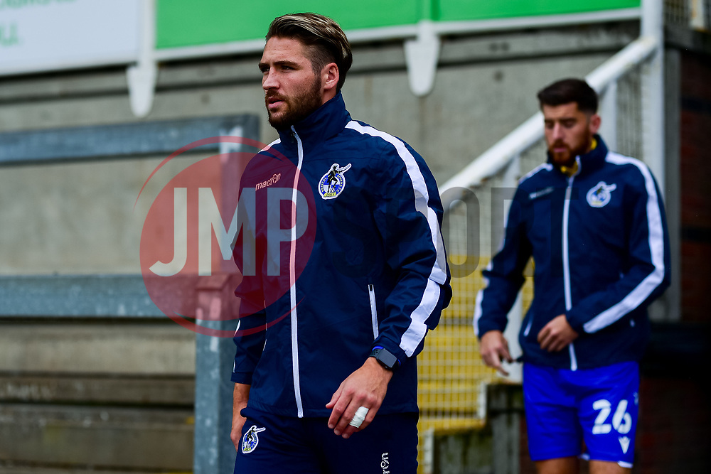 Luke Leahy of Bristol Rovers - Mandatory by-line: Ryan Hiscott/JMP - 28/08/2020 - FOOTBALL - Memorial Stadium - Bristol, England - Bristol Rovers v Cardiff City - Pre Season Friendly