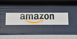 File photo dated 25/11/15 of an Amazon sign, the Seattle-based firm reported a huge sales increase for the first quarter of 2018 as it beat analyst expectations in its financial results.