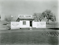 1935 Colfax Meadows Tract Sales office in North Hollywood