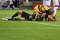Luigi Sepe Parma Cristiano Ronaldo Juventus <br /> Parma 01-09-2018 Stadio Ennio Tardini Calcio Serie A 2018/2019 Parma - Juventus <br /> Foto Andrea Staccioli / Insidefoto