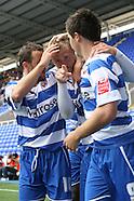 Reading v Sheffield United 230809