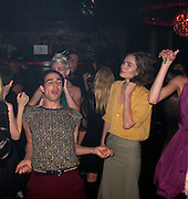 Zac Posen dancing with Models from his show..Zac Posen Post Fashion Show Party..Lavo Nightclub..New York, NY, USA..Sunday, September 12, 2010..Photo By iSnaper.com/ CelebrityVibe.com..To license this image please call (212) 410 5354; or Email: CelebrityVibe@gmail.com ; .website: www.CelebrityVibe.com.