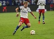 Fussball: Deutschland, 1. Bundesliga, Hamburger SV - BVB Borussia Dortmund, Hamburg, 20.11.2015<br /> <br /> Lewis Holtby (HSV)<br /> <br /> © Torsten Helmke