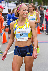 Tufts Health Plan 10K for Women, Jen Rhines set new American Masters Record
