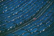 Coal trains in Hampton Roads Virginia 1991.