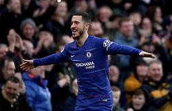 File photo dated 02-02-2019 of Chelsea's Eden Hazard.