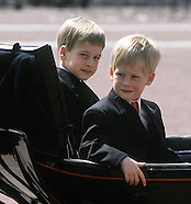 Prince William & Prince Harry Together
