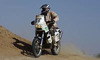 Motor<br /> Paris Dakar<br /> 17. januar 2004<br /> Senegal<br /> Foto: Digitalsport<br /> Norway Only<br /> Pål Anders Ullevålster