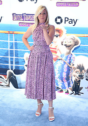 """Elisabeth Rohm at the premiere of """"Hotel Transylvania 3: Summer Vacation"""" held at the Westwood Village Theatre in Los Angeles"""