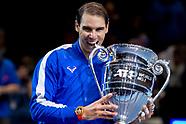 15-11-2019. Nitto ATP Finals Tennis 151119