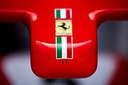 May 24-27, 2017: Monaco Grand Prix. Ferrari front nose detail