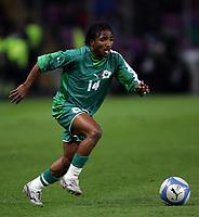 Fotball<br /> Privatlandskamp<br /> 16.11.2005<br /> Italia v Elfenbenskysten <br /> Foto: Graffiti/Digitalsport<br /> NORWAY ONLY<br /> <br /> Bakary Baki Kone Cote d'Ivoire