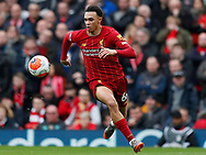 Trent Alexander-Arnold of Liverpool during the Premier League match at Anfield, Liverpool. Picture date: 7th March 2020. Picture credit should read: Darren Staples/Sportimage