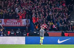 November 2, 2018 - Paris, France - Xeka ( LOSC )   - Supporters de l equipe LOSC - ambiance (Credit Image: © Panoramic via ZUMA Press)
