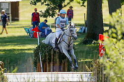 LUHMÜHLEN - Longines CCI5*-L/CCI4*-S Meßmer Trophy<br /> Deutsche Meisterschaften 2021<br /> <br /> PRICE Jonelle (NZL), Faerie Dianimo<br /> Teilprüfung Gelände/Cross Country<br /> LONGINES CCI5*-L<br /> <br /> Luhmühlen, Turniergelände<br /> 19. June 2021<br /> © www.sportfotos-lafrentz.de/Stefan Lafrentz