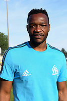 Steve Mandanda of Marseille during the friendly match between Olympique de Marseille and Fenerbahce on July 15, 2017 in Lausanne, Switzerland. (Photo by Philippe Le Brech/Icon Sport)