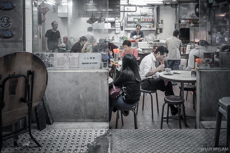Street Diner - Hong Kong