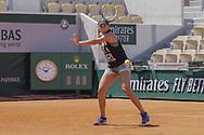 Madison KEYS (USA) during practice ahead of the Roland-Garros 2021, Grand Slam tennis tournament, Qualifying, on May 29, 2021 at Roland-Garros stadium in Paris, France - Photo Nicol Knightman / ProSportsImages / DPPI