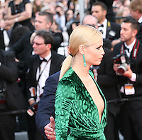 Anna Falchi Anna Falchi at the gala screening Madagascar 3: Europe's Most Wanted at the 65th Cannes Film Festival. On Friday 18th May 2012 in Cannes Film Festival, France.