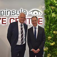 Launch of upgraded Peninsula Eye Centre 2019
