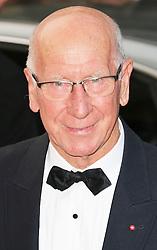 © Licensed to London News Pictures. 03/09/2013, UK. Bobby Charlton, GQ Men of the Year Awards, Royal Opera House, London UK, 03 September 2013e. Photo credit : Richard Goldschmidt/Piqtured/LNP