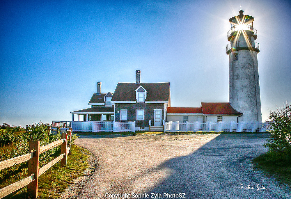 Highland Lighthouse in the morning