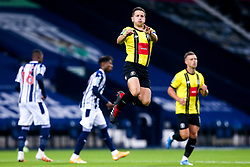 Josh Falkingham of Harrogate Town - Mandatory by-line: Robbie Stephenson/JMP - 16/09/2020 - FOOTBALL - The Hawthorns - West Bromwich, England - West Bromwich Albion v Harrogate Town - Carabao Cup