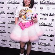 NLD/Amsterdam/20150119 - De Marie Claire Prix de la Mode awards, Amanda Everdink