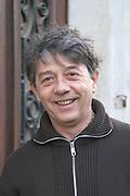 Jean-Pierre Vanel Domaine Lacroix-Vanel. Caux. Pezenas region. Languedoc. Owner winemaker. France. Europe.