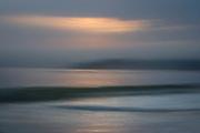 Carmel Bay, sunset, California  2006