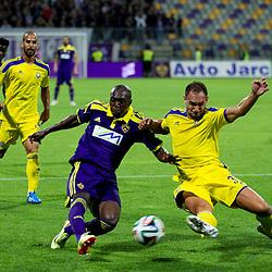 20140730: SLO, Football - UEFA Champions League Qualifications, NK Maribor vs Maccabi Tel-Aviv FC