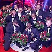 NLD/Den Haag/20111212 - NOC / NSF Sportgala 2011, alle prijswinnaars