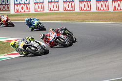 June 4, 2017 - Mugello, Italy - Alvaro BAUTISTA SPA Pull&Bear Aspar Team, DUCATI Jorge LORENZO SPA Ducati Team, during the Day 3 Race at the Mugello International Cuircuit for the sixth round of MotoGP World Championship Gran Premio d'Italia Oakley  on June 4, 2017. (Credit Image: © Fabio Averna/NurPhoto via ZUMA Press)