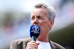 Comedian Frank Skinner at The Cricket World Cup Final - Mandatory by-line: Robbie Stephenson/JMP - 14/07/2019 - CRICKET - Lords - London, England - England v New Zealand - ICC Cricket World Cup 2019 - Final