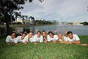 2006 Miami Hurricanes Swimming & Diving Photo Day